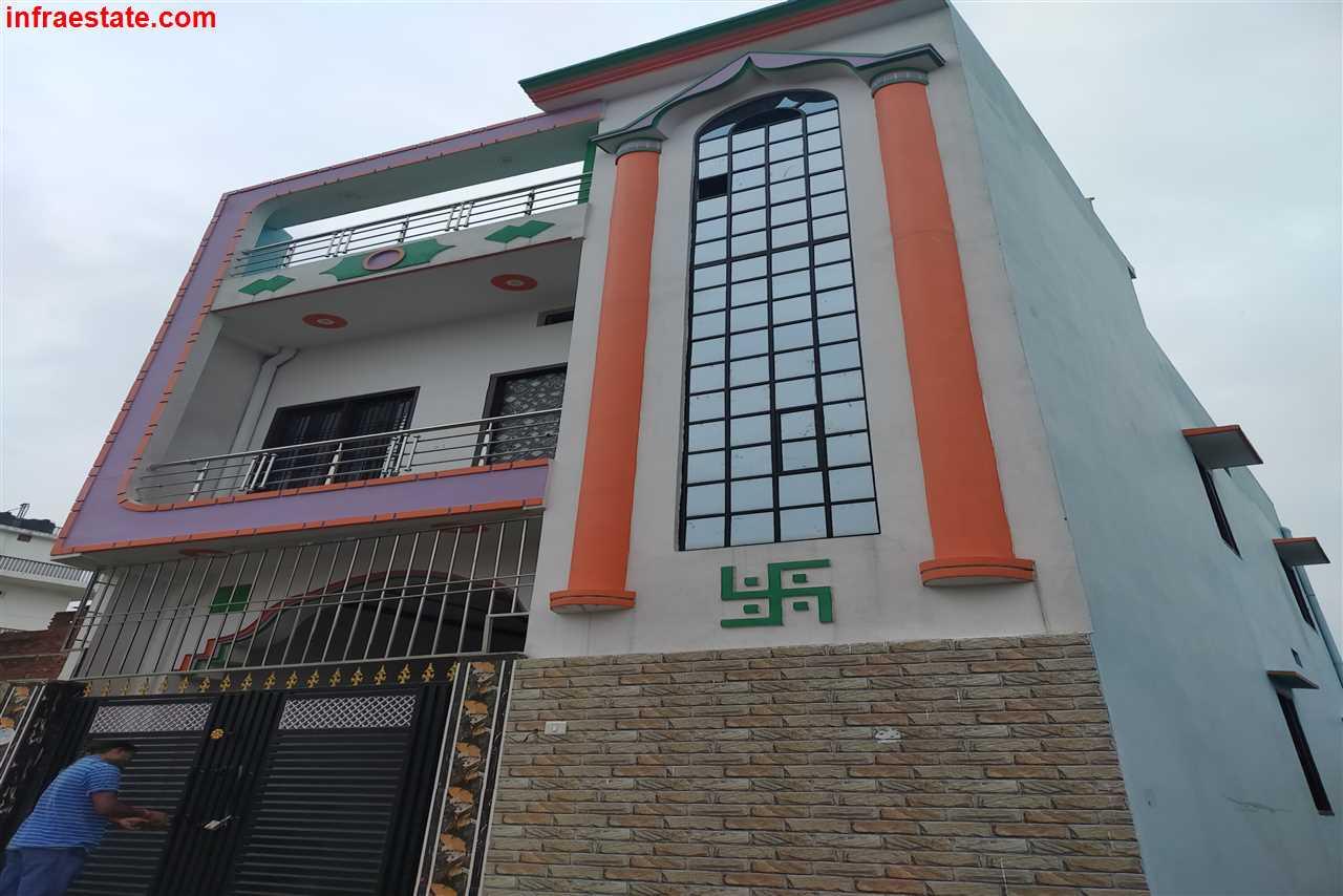 Duplex in Shivdham Colony Near Abhileshpur,Chitaipur